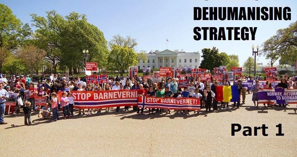Norways dehumanizing strategy